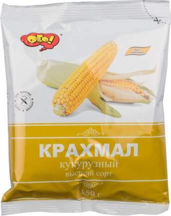 Крахмал кукурузный Ого! высший сорт 150 г
