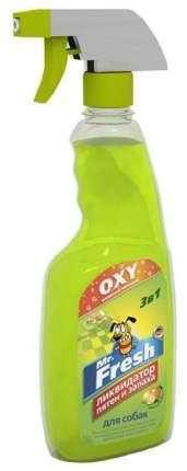 Нейтрализатор запаха животных Mr. Fresh 3 в 1 F 102 для собак 500мл