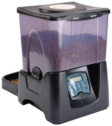 Автокормушка для кошек и собак Feed-Ex, жк дисплей, с таймером, 10 л