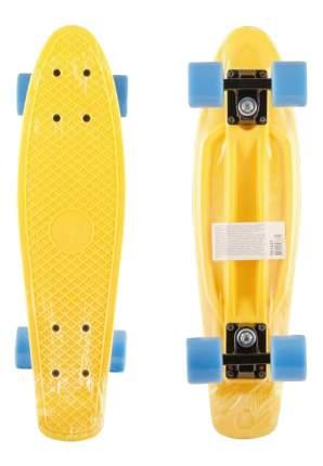 Скейтборд для детей желтый Shenzhen toys Т81437