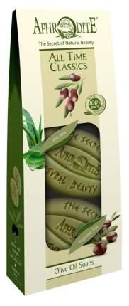 Подарочный набор Aphrodite All Times Classic Olive Oil Soaps