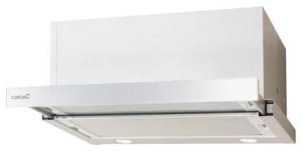 Вытяжка встраиваемая CATA TF 6600 White