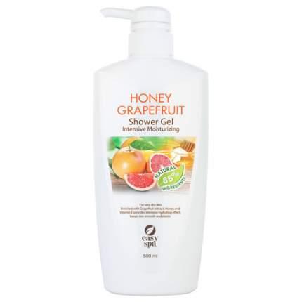 Гель для душа Easy Spa Honey Grapefruit Intensive Moisturizing Shower Gel, 500 мл