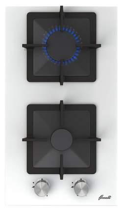 Встраиваемая варочная панель газовая Fornelli PGT 30 CALORE White