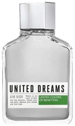 Туалетная вода Benetton United Dreams Aim High 100 мл