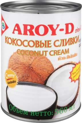 Кокосовые сливки Aroy-D 20-22% 560 мл