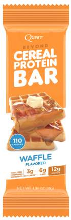 Протеиновые вафли Quest Nutrition Beyond Cereal Protein Bar 38 г