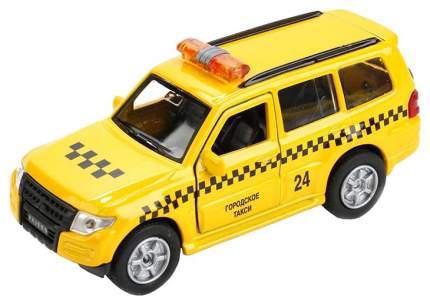 Городской транспорт Технопарк Такси Mitsubishi Pajero SB-17-61-MP(T)-WBsim