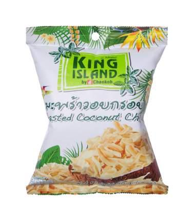 Кокосовые чипсы King Island 40 г