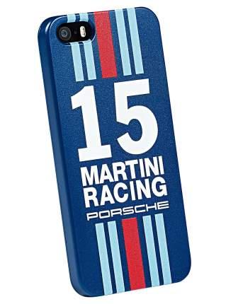 Чехол для iPhone 5/5S Porsche WAP0503100F Martini Racing