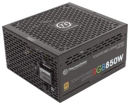 Блок питания компьютера Thermaltake Toughpower Grand RGB Gold PS-TPG-0850FPCGEU-R