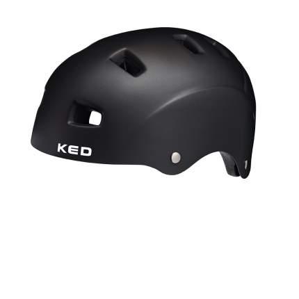Шлем детский KED 5Forty Black Matt M