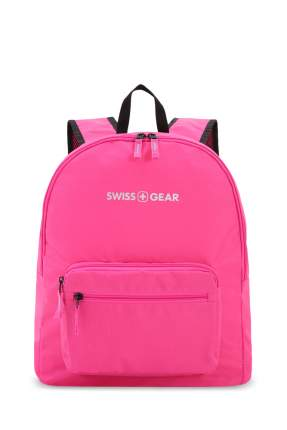 Рюкзак складной SWISSGEAR 5675808422 розовый 21 л