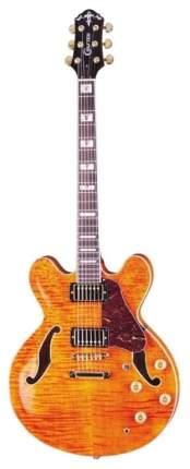 Полуакустическая гитара CRAFTER SEG 450 OR  Кейс
