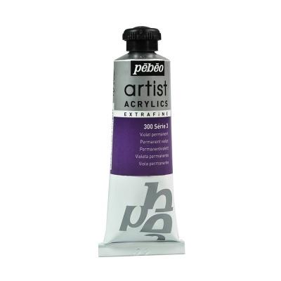 Акриловая краска Pebeo Artist Acrylics extra fine №3 фиолетовый перманентный 37 мл