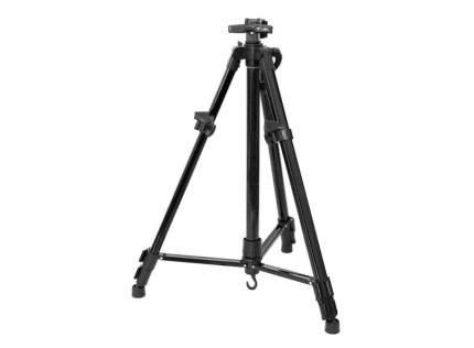 Мольберт телескопический в форме треноги, металлический, черный
