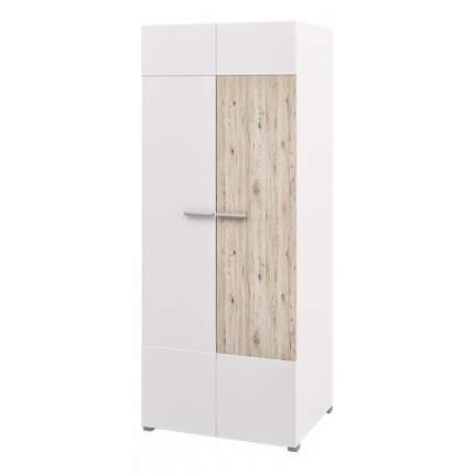 Платяной шкаф Мебель-Неман Селена МН-224-04 NEM_MN-224-04 81x62x201, белый