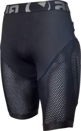 Защитные шорты Amplifi Fuse Pant черные, L