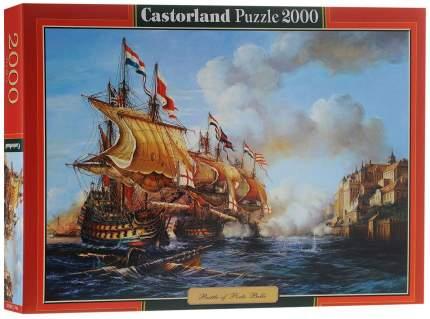 Пазл CASTOR LAND C-200245 Битва в Порто Белло 2000 дет