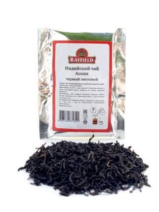 Чай черный Rayfield листовой ассам крепкий саше для френч-пресса 10 г 7 штук