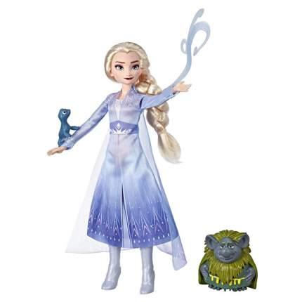 Кукла Hasbro Disney Princess Холодное Сердце 2 Эльза с аксессуарами