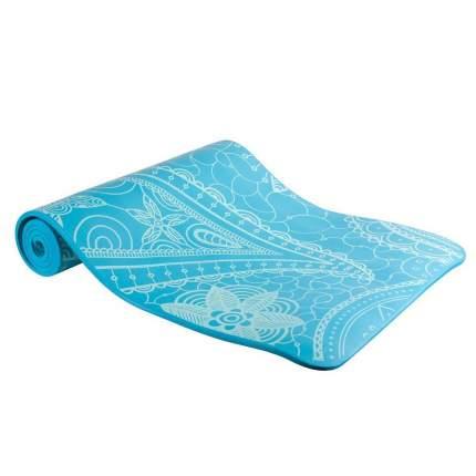 Коврик гимнастический Body Form BF-YM05 183*61*1,0 см. (синий)
