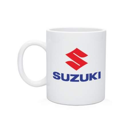 Кружка Suzuki SUZMUG White