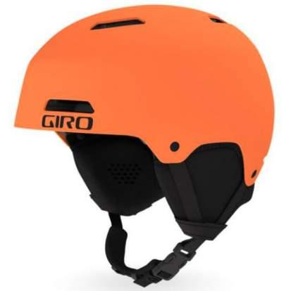 Горнолыжный шлем Giro Ledge 2019, оранжевый, S