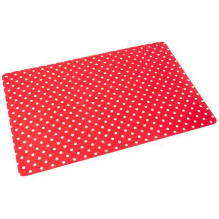 Салфетка под посуду Peyer San Remo, 30x45 см., цвет красный