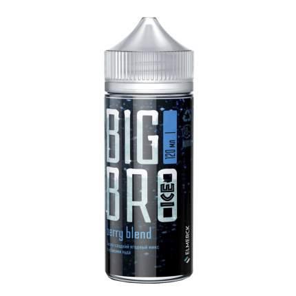 Жидкость для электронных сигарет Big Bro Ice Berry Blend 120 мл  3 мг