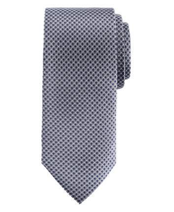 Галстук мужской HENDERSON TS-1375 серый