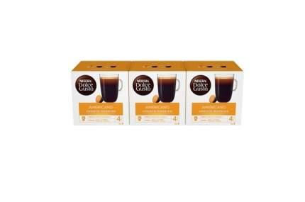 Кофе в капсулах Nescafe Dolce Gusto Americano  Smooth Morning 3 штуки по 16 капсул