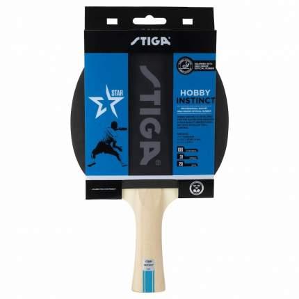 Ракетка для настольного тенниса Stiga Hobby Instinct, Любительский 1210-6318-01