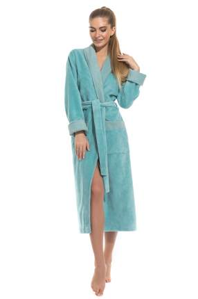Женский бамбуковый халат Belette Peche Monnaie 735, ментол, XL