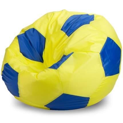 Комплект чехлов Кресло-мешок мяч  XL, Оксфорд Желтый и синий