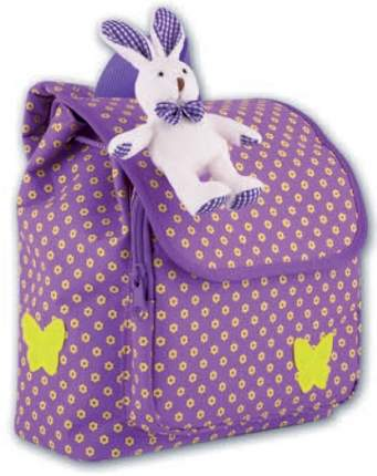 Рюкзак детский Феникс+ Цветочки