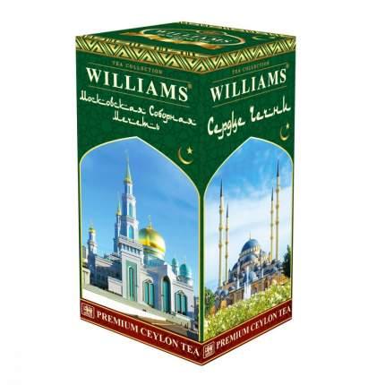 Чай Williams Mosque of Russia черный 200 г