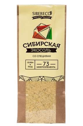 Экосоль Sibereco сибирская со специями 500 г