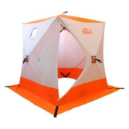 Палатка Следопыт PF-TW-05/06 белая/оранжевая