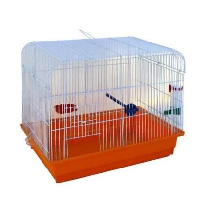 Клетка для птиц ZooMark №2, комплект, 50х35х40см