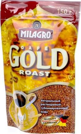Кофе растворимый Milagro Gold Roast 150г