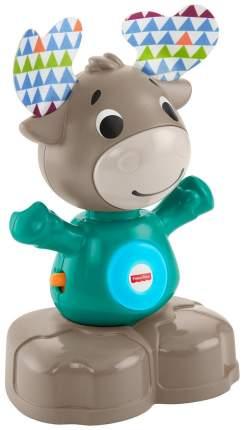 Интерактивная игрушка Fisher-Price Linkimals Musical Moose GFG03