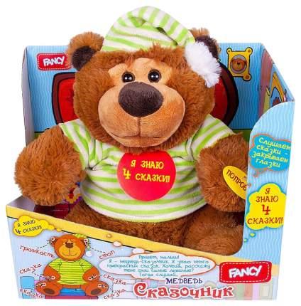 Интерактивная игрушка FANCY Медведь-сказочник 157437