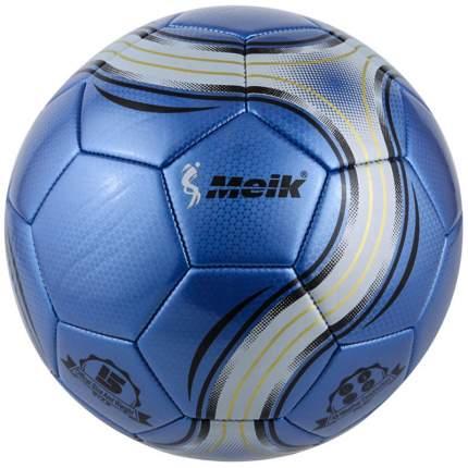 Футбольный мяч Meik 047-1 №5 blue