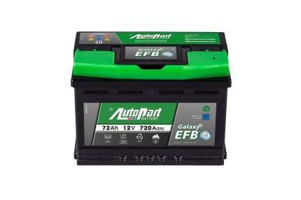 Аккумулятор Efb720 AUTOPART