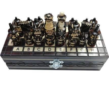 Шахматы деревянные подарочные Play Line DEF1, ручная работа