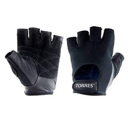 Перчатки для тяжелой атлетики Torres PL6047 M