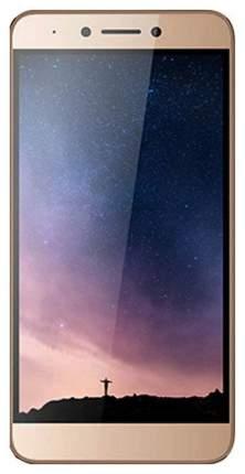 Смартфон BQ 5516L Twin 16Gb Gold