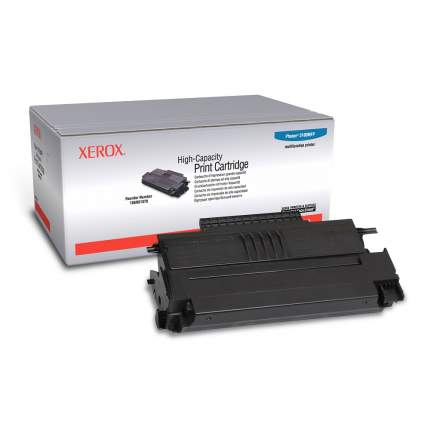 Картридж для лазерного принтера Xerox 106R01379, черный, оригинал