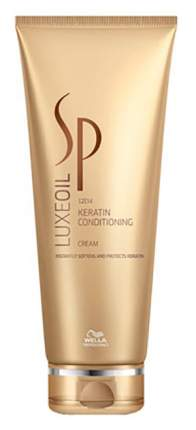 Кондиционер для волос Wella System Professional Luxe Oil Keratin Conditioning Cream 200 мл